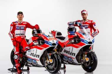 MotoGP 2017 Jadi Bukti Eksistensi Ducati