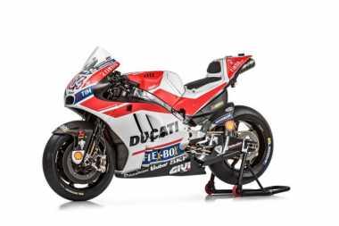 Domenicali: Ducati Musim 2017 Tembus Rekor 354,9 KM/Jam