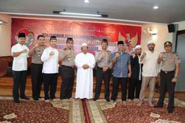 Polisi Gandeng Ulama untuk Jaga Keutuhan NKRI