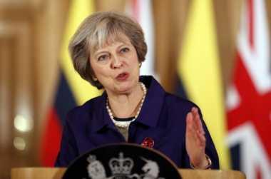PM Inggris, Pemimpin Negara Pertama yang Kunjungi Trump