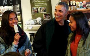 Intip Yuk Apa Saja Makanan Favorit Keluarga Obama, Penasaran?