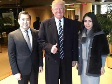 Ribuan Netizen Sampaikan Harapan dan Apresiasi Kedekatan Hary Tanoe-Trump