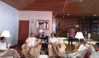 Menangkan Anies-Sandi, Prabowo Kumpulkan Kader dan Relawan di Hambalang