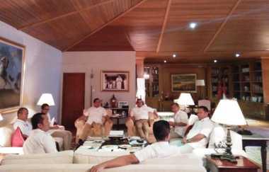 Kumpulkan Relawan Anies-Sandi, Prabowo: Suara di Akar Rumput Masih Banyak