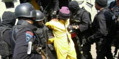 Densus 88 Amankan 17 WNI dari Suriah di Bandara Soekarno-Hatta