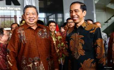 TOP NEWS: Jokowi Respons Kicauan SBY