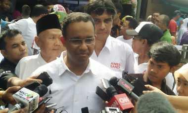 Jelang Pemilihan Pilgub DKI, Anies: Hawa Kemenangan Semakin Terasa