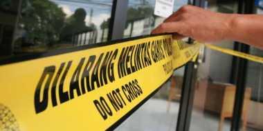 Karyawati Ditemukan Bersimbah Darah di Kamar Kontrakannya