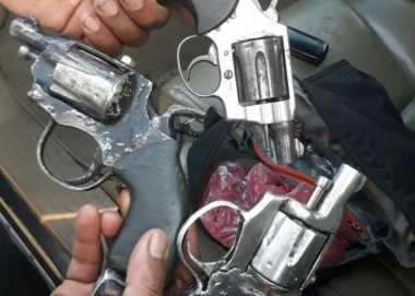 Kronologi Penangkapan Tiga Pelaku Penembakan Pengusaha Airsoft Gun