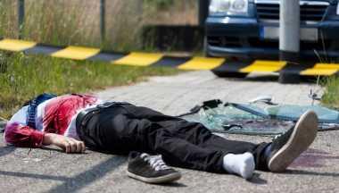 Kecelakaan Motor, Satu Tewas dan Dua Luka Berat