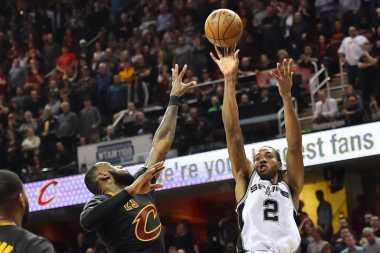 Ketat, Spurs Perlu Babak Overtime untuk Kalahkan Cavs