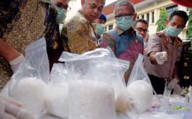 Lagi, Polisi Tangkap Pengedar Narkoba di Sukabumi