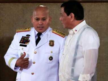 Kepala Polisi Filipina Terus Didesak Mundur, Duterte Beri Pembelaan