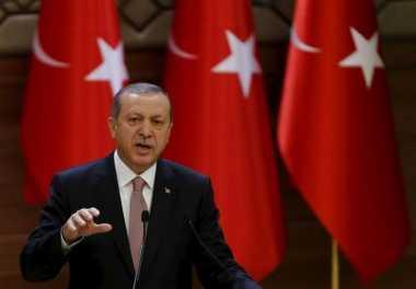 Erdogan Klaim Turki Merupakan Negara Terkuat di Timur Tengah