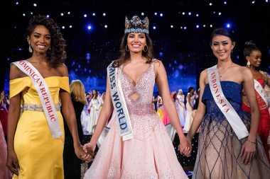 Kisah Miss World 2016 Dapat Sambutan Meriah saat Kembali ke Puerto Rico