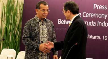 Kasus Emirsyah Satar Bawa Nama Hukum Indonesia di Mata Dunia