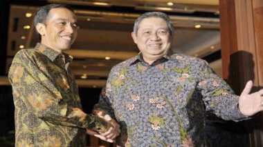 Daripada Curhat di Medsos, Sebaiknya SBY dan Jokowi Bertemu