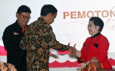 Jokowi: Selamat Ultah Bu Mega, Teruslah Menginspirasi
