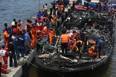 Tes Puslabfor Selesai, Berkas Nakhoda Zahro Express Dilimpahkan ke Kejaksaan