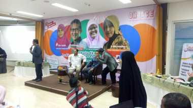 Sandiaga Beri Pelatihan OK OCE Bertema 'Bisnis Ku Jiwa Ku'