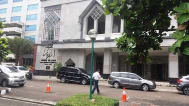 Kasus Pembangunan Masjid di Kantor Walkot Jakpus Naik ke Penyidikan