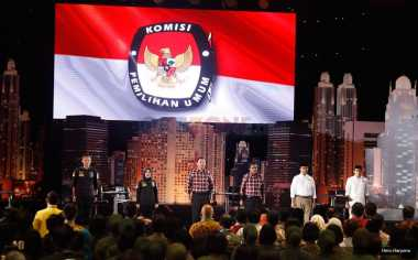 Debat Kandidat Pilgub DKI Jilid II Berlangsung 120 Menit