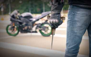 "Ingin Pesta Miras dan Main Game Online, Geng ""Ganex"" Begal Sepeda Motor"