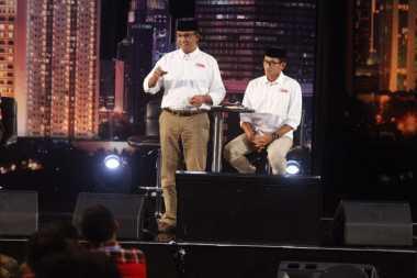 Waktu Debat Jadi 120 Menit, Sandiaga: Kami Sudah Berpengalaman