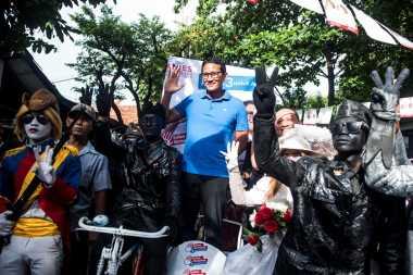Bangun Kota Jakarta, Sandiaga Akan Rangkul Ormas-Ormas
