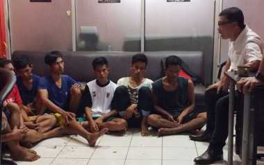 Wabup Muratara Ngamuk Marahi Warga yang Bakar Kantor Perusahaan Sawit