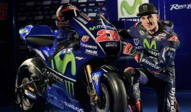 Atur Mindset, Vinales Optimis Menang Bersama Yamaha di MotoGP 2017