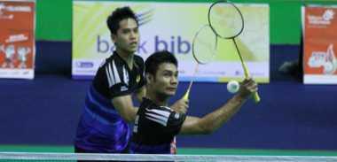 Berry/Hardianto Juara Ganda Putra Malaysia Masters 2017