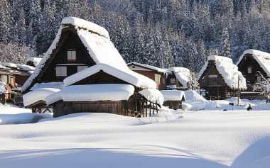 Rasakan Menginap di Desa Tradisional Shirakawa Jepang