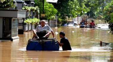 Diduga Akibat Illegal Logging, Polisi Selidiki Penyebab Banjir Kuningan
