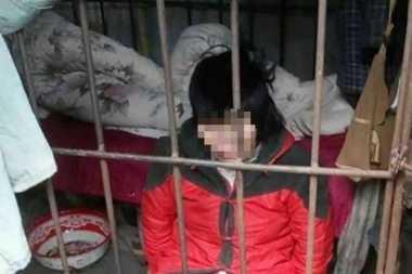 Derita Gangguan Jiwa, Perempuan China Dikurung di Hutan