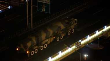 China Tempatkan Peluncur Rudal di Dekat Perbatasan Rusia