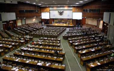 DPR Gelar Paripurna Bahas UU MD3 Jadi Usulan Inisiatif