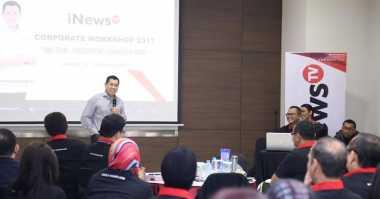 iNews TV Akan Jadi TV Berita Terbesar di Indonesia