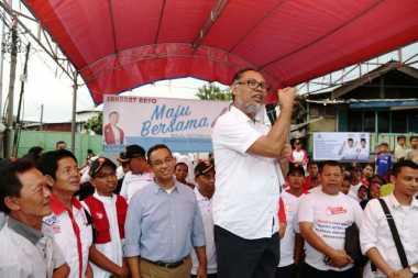 Bambang Widjajanto Yakin Anies-Sandi Berpotensi Jadi Pemimpin Jakarta