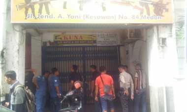 Tersangka Pembunuh Pengusaha Airsoft Gun di Medan Terancam Hukuman Mati