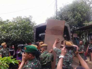 Terlibat Narkoba, Dua Personel TNI Diusir dari Rumah Dinas