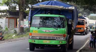 Polda Jateng Larang Kendaraan Berat Lintasi Jalur Brebes-Banyumas