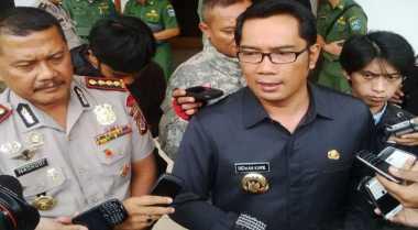 Ridwan Kamil Usulkan Nama untuk Jembatan Pelangi di Bandung