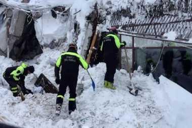 Harapan Menipis di Italia, 23 Orang Meninggal Akibat Longsor Salju dan Gempa Bumi