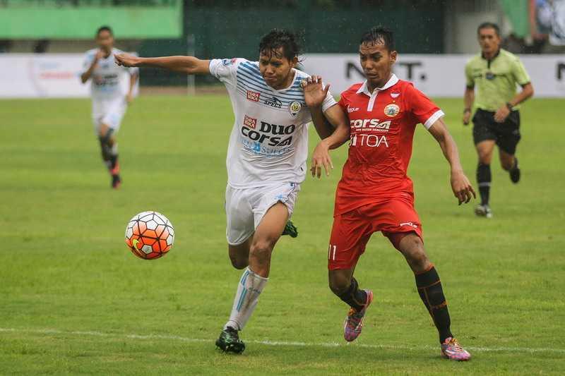 Tampil di Piala Presiden 2017, Ini Skuad Persija Jakarta
