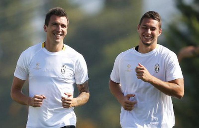 Formasi Baru, Juventus Andalkan Duo Kroasia sebagai Winger