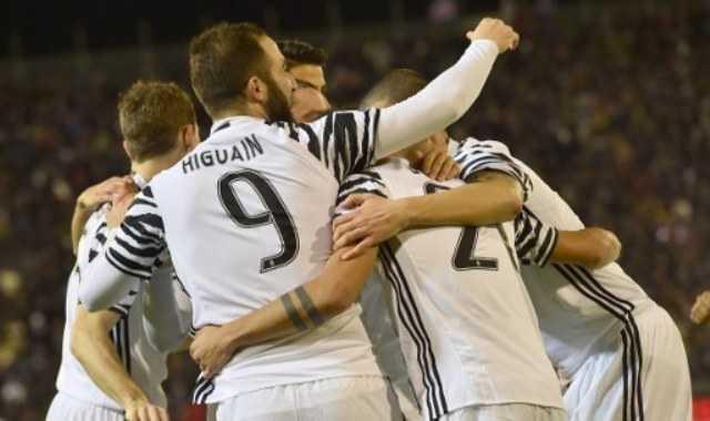 Juve Bungkam 10 Pemain Cagliari Dua Gol Tanpa Balas