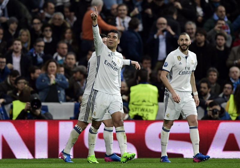 Sempat Tertinggal, Real Madrid Akhirnya Tekuk Napoli 3-1