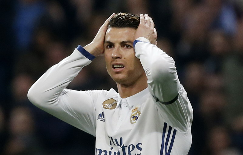 Mandul di Liga Champions, Ini Menit Tampil yang Dilewati Cristiano Ronaldo Tanpa Raihan Gol
