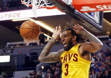 LeBron James dan Kyrie Irving Jadi Bintang Kemenangan Cavaliers atas Wolves